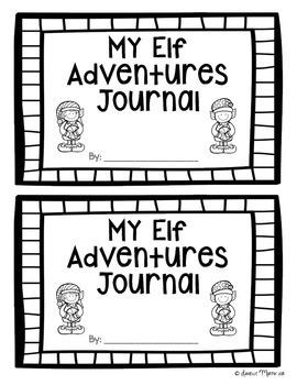 Elf Adventures Journal Freebie
