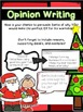 Elf Opinion Writing {freebie}