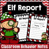 Elf Report