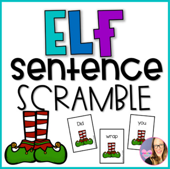 Elf Sentence Scramble