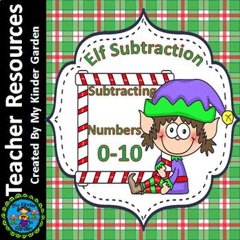Elf Subtraction Subtracting 0-10