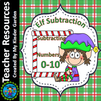 Elf Subtraction Subtracting 0-10