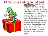 Elf Surprise - A Christmas Ending Sound Sort
