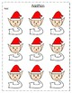 Elf Themed Addition, Subtraction and multiplication Worksheets