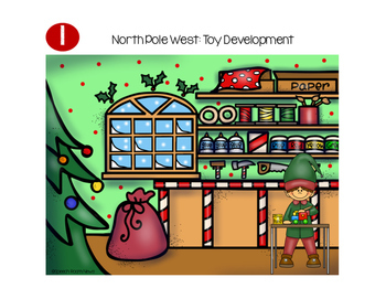 Elf Training: North Pole Category Game