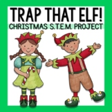 Elf Trap - Christmas STEM Activity