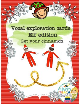 Elf Vocalization cards