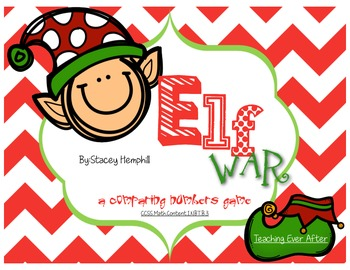 Elf War- A Comparing Numbers Game- 1-99