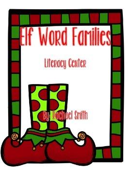 Elf Word Families