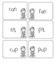 Elf Word Family Memory Match Game