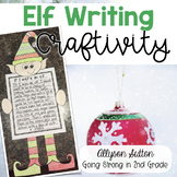 Elf Writing Craft