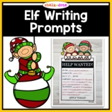 Elf Writing Prompts