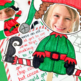Elf Yourself Holiday Activity - Use for Writing or Spreading Holiday Cheer