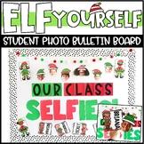 Elf Yourself Christmas Bulletin Board or Door Decoration