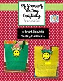 Elf Yourself! Writing Craftivity