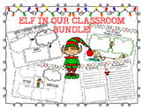 Elf in Our Classroom! (with Visible Thinking routines)
