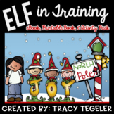 Elf in Training (Christmas eBook with Audio, Printable Boo