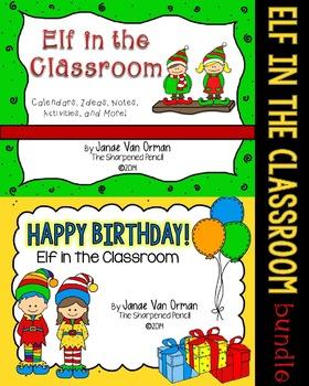 Elf in the Classroom {Bundle}