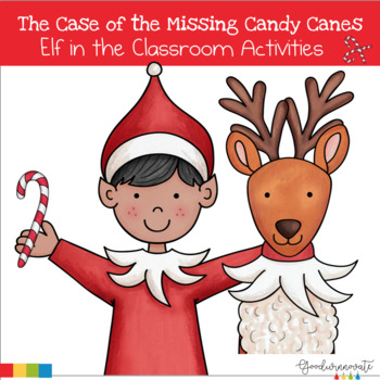 Elf in the Classroom-Case of the Missing Candy Canes