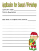 Elf in the Classroom Christmas Activity Packet