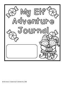 Elf in the Classroom Journal- Target Mini Books Pack {Freebie!}