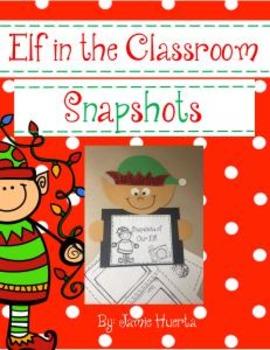 Elf in the Classroom Snapshots