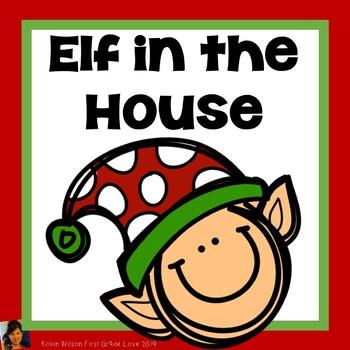 Elf in the House Book Companion