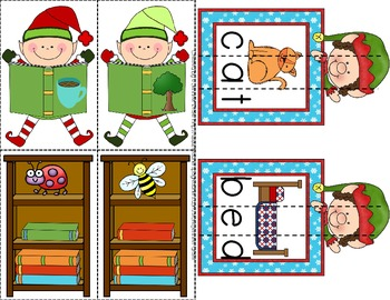 Elf-ing Around SAMPLER!   ~Free Elf Fun!~  CC Aligned!