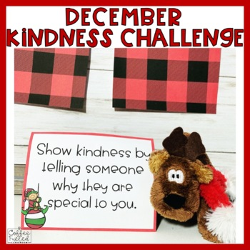 Elf on a Shelf Kindness Counts