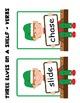 Three Elves! Sentence Building Cards