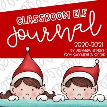 Elf on the (Classroom) Shelf Journal