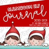 Elf on the (Classroom) Shelf Journal