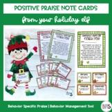 Elf on the Shelf - Positive Praise Notes