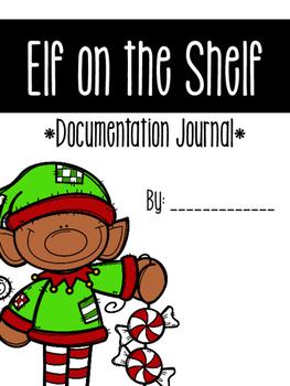 Elf on the Shelf Reaction Journal