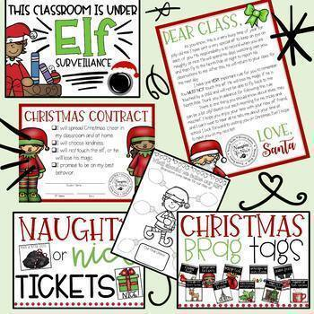 Elf on the Shelf + sELFless Acts Kindness Challenge