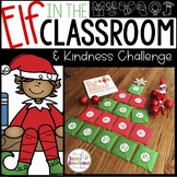 Elf on a Shelf & Holiday Kindness Challenge