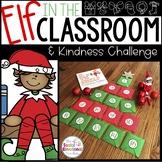Elf on a Shelf & Holiday Kindness Challenge