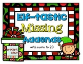 Elf-tastic Missing Addends
