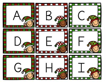 """Elf""abet {An Alphabet Letter & Sound Recognition Game} - 3 Games in 1"