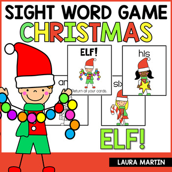 Sight Word Games-Christmas