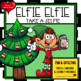 ELF HOLIDAY CHRISTMAS Early Reader Literacy Circle