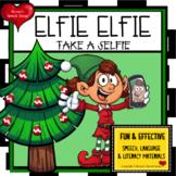 ELFIE SELFIE HOLIDAY CHRISTMAS Early Reader Literacy Circle