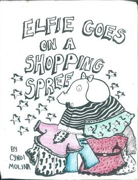Elfie Goes Shopping