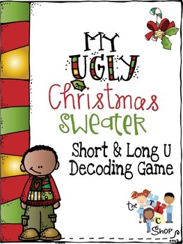 My Ugly Christmas Sweater: Long and Short U Decoding Game