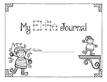 The Elf Visits The Classroom {and other holiday activities}