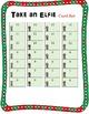 Elfish Division Games - 3 Differentiated Math Games plus a BONUS