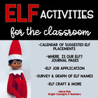 Elf Activities for the Classroom