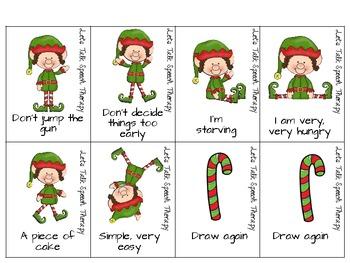 Elfish Idioms & Figurative Language
