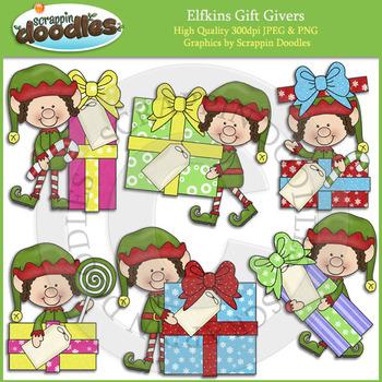 Elfkin Gift Givers