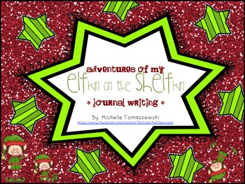 Elfkin on the Shelfkin Adventures: Journal Writing {{freebie}}